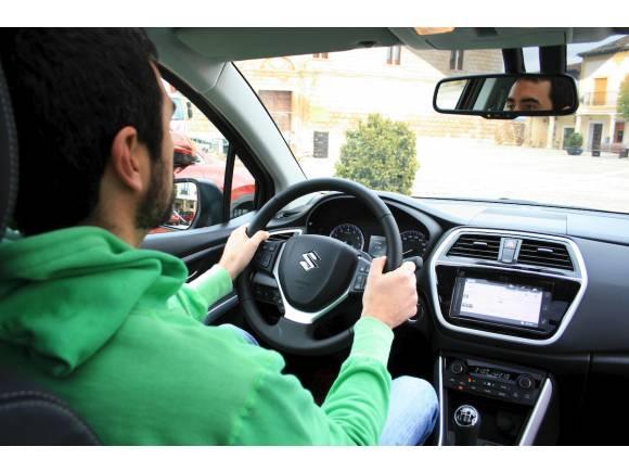 Suzuki S-Cross 1.0 turbo GLX, completo y accesible