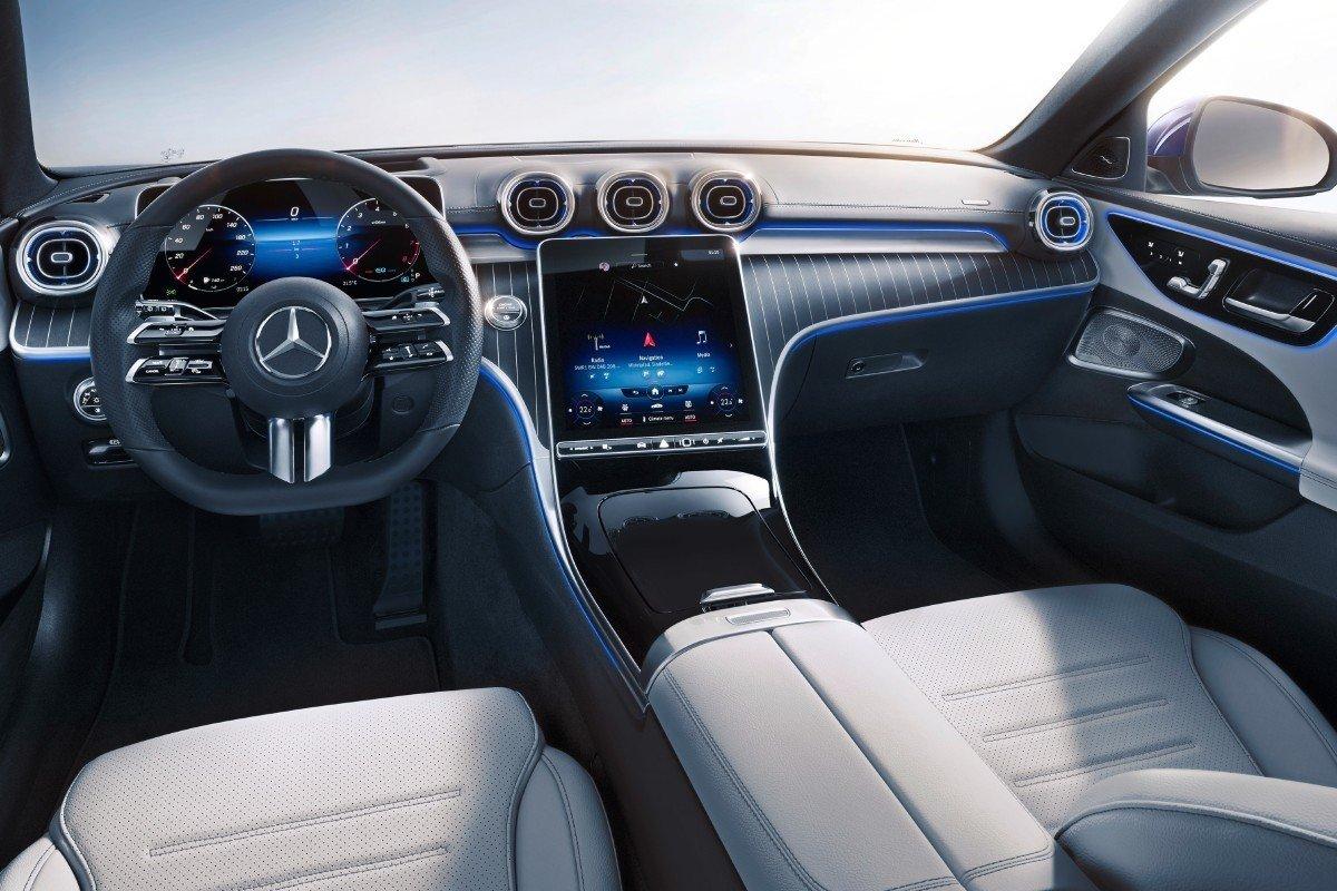 Mercedes Clase C 300e