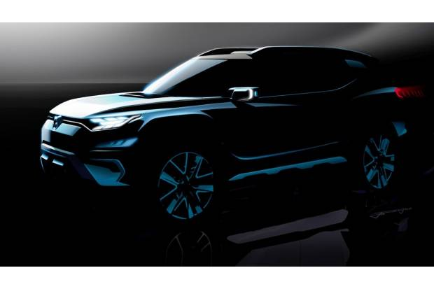 SsangYong XAVL concept: otro SUV de 7 plazas para Ginebra