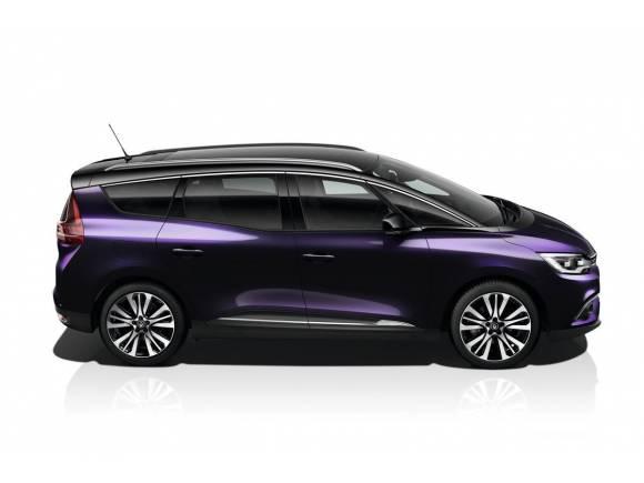 Crece la gama Initiale Paris con los Renault Scenic y Grand Scenic