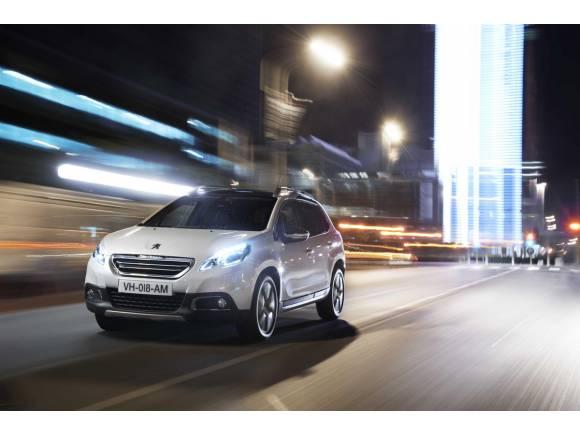 Peugeot ofrece la caja automática para el 2008 PureTech 110