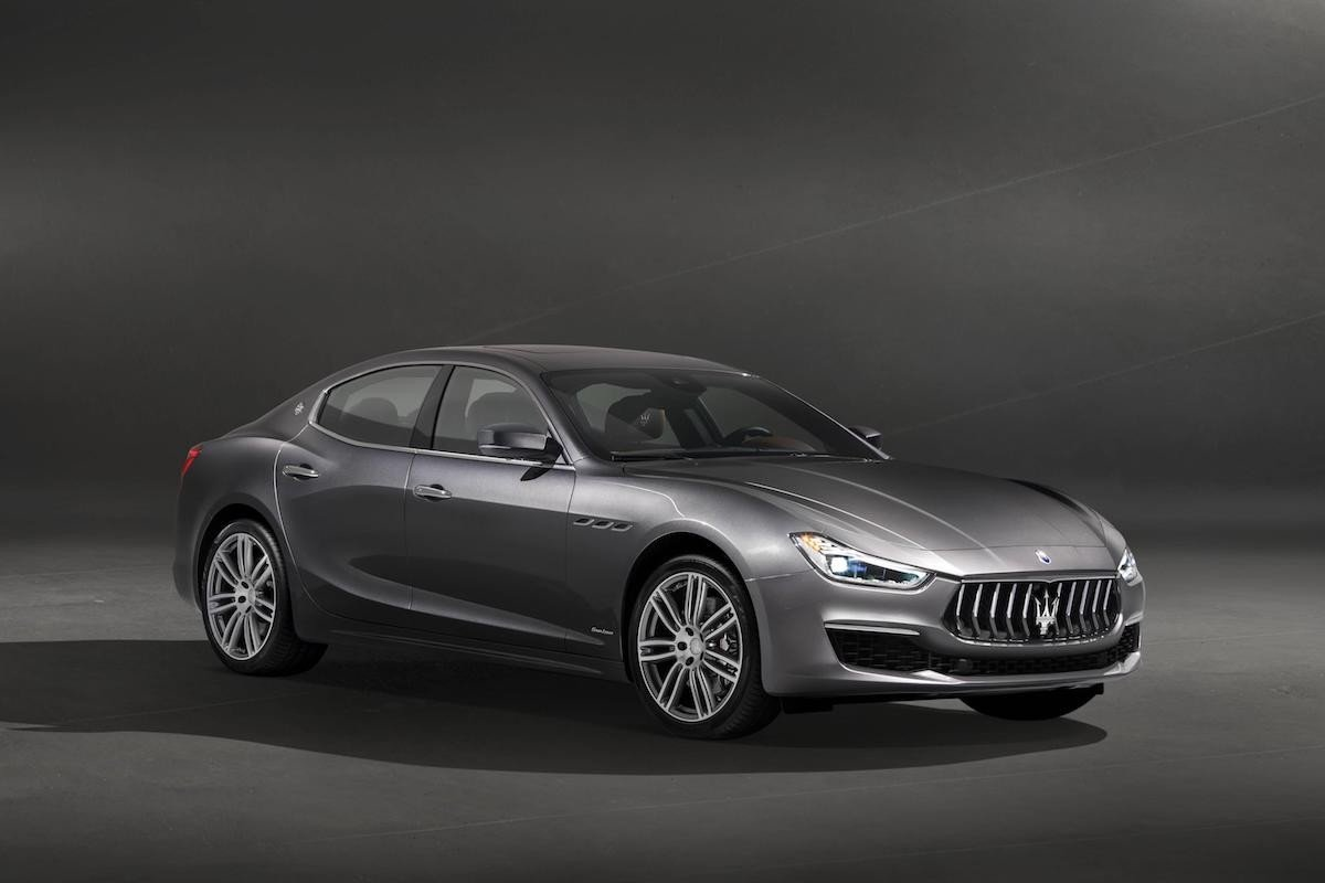 Maserati Ghibli GrandLusso