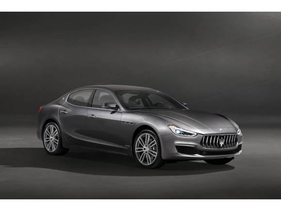 Nuevo Maserati Ghibli GranLusso 2018