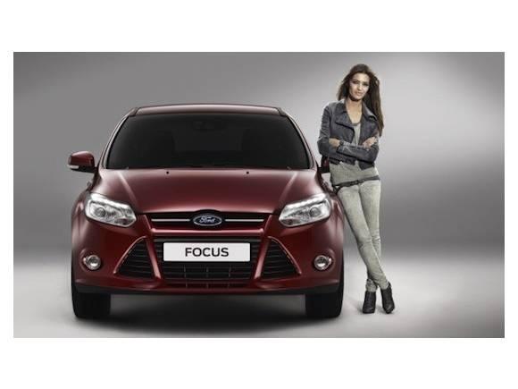 Nuevo Ford Focus, presentado por Sara Carbonero