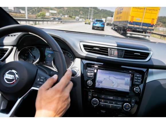 La tecnología ProPILOT llega al Nissan Qashqai ¿cómo funciona?