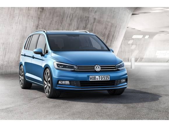 En el Salón de Ginebra también se verá la renovación del Volkswagen Touran