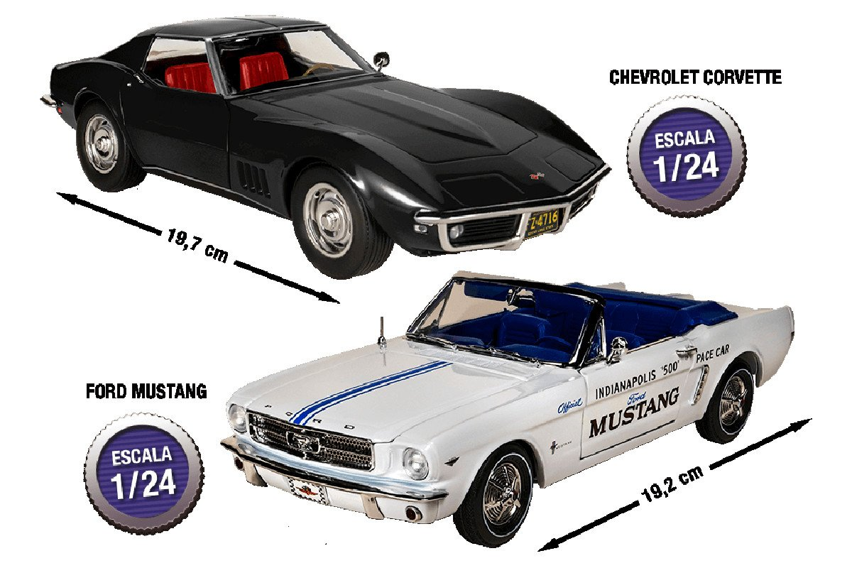 American Cars Altaya