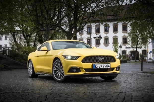 El Ford Mustang, el deportivo más vendido en el mundo
