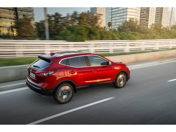 Nuevo motor gasolina 1.3 DIG-T para el Nissan Qashqai