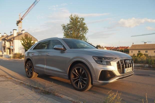 Prueba y opinión del Audi SQ8: con 435 CV por bandera