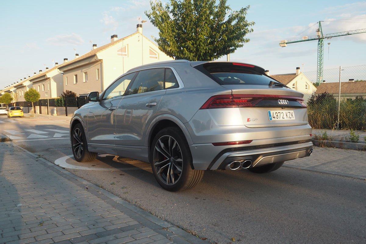 Prueba Audi SQ8