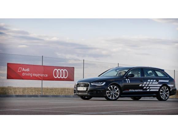 Vuelven los cursos Audi Driving Experience