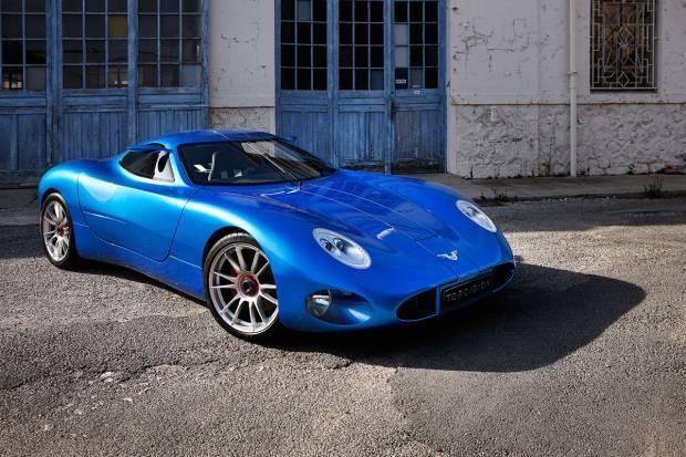 Toroidion 1MW Concept, un eléctrico con más de 1.000 CV