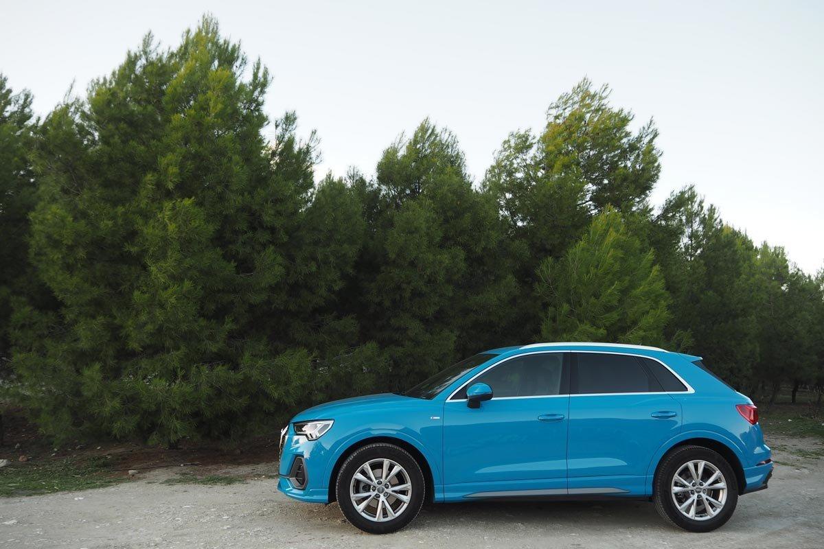 Prueba Audi Q3