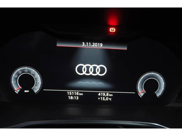 Prueba-Comparativa Audi Q3 contra Q3 Sportback