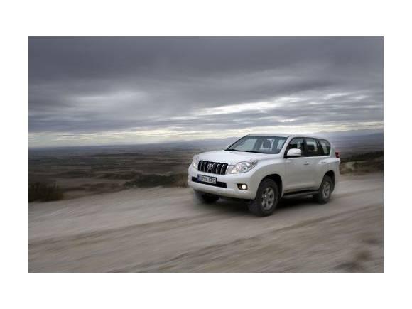 Toyota España anuncia una llamada a revisión de su modelo Land Cruiser 150