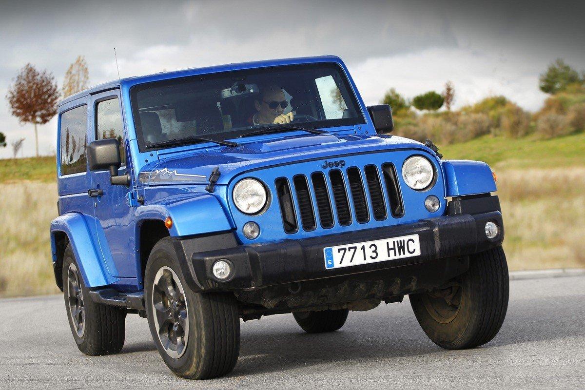 nuevo jeep wrangler polar equipamiento y exclusividad a buen precio. Black Bedroom Furniture Sets. Home Design Ideas