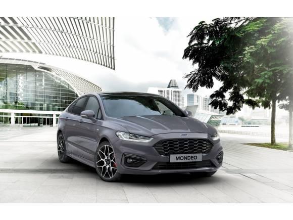 Nuevo Ford Mondeo 2019: versión Sportbreak híbrida incluida