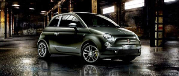 fiat 500 by diesel s lo 300 unidades. Black Bedroom Furniture Sets. Home Design Ideas