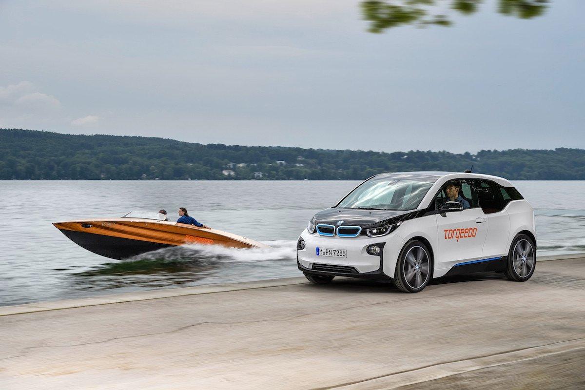 Baterías del BMW i3 Torqeedo