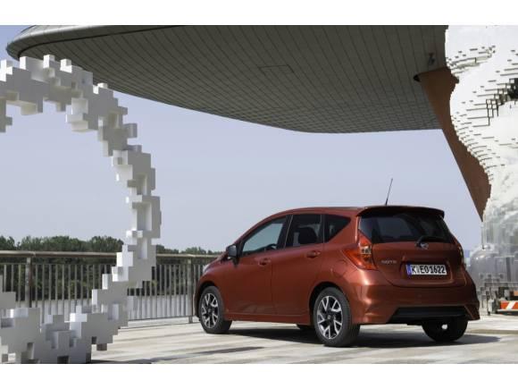 Prueba: Nuevo Nissan Note 2013, un nuevo concepto de segmento B+