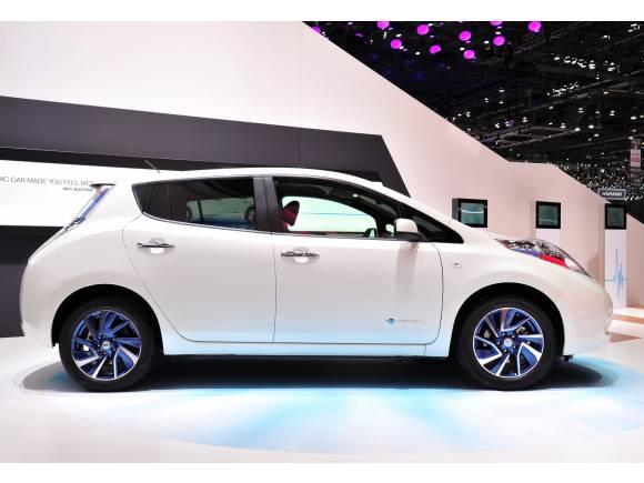 Nissan Leaf Acenta Limited Edition: desde 19.800 euros