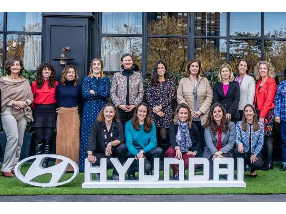Mujer y automóvil: I Foro Hyundai