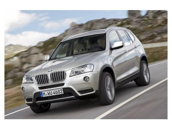 Nuevo BMW X3, galería de fotos