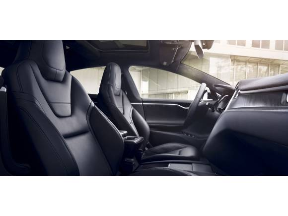 Tesla actualiza el Model S