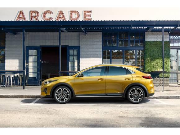Primeras fotos del nuevo SUV Kia XCeed