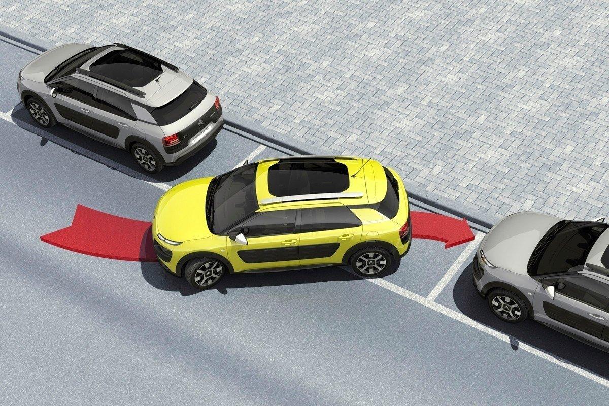 Truco aparcar ciudad