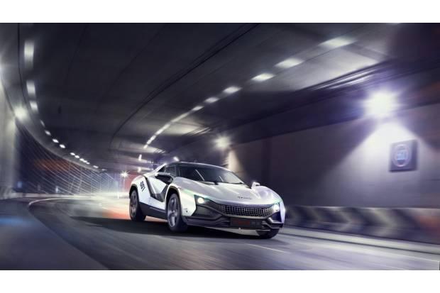 TAMO Racedemo: el deportivo de TATA Motors