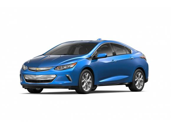 Nuevo Chevrolet Volt, mejora en diseño y autonomía