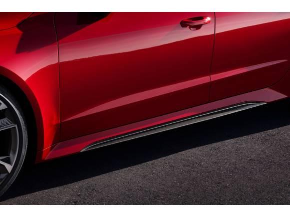 Nuevo Audi RS7 Sportback: híbrido con 600 CV