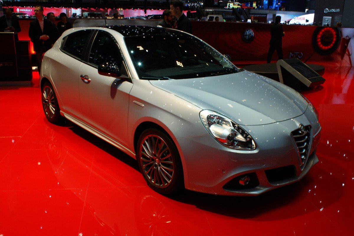 Alfa Romeo Guilietta Collezione
