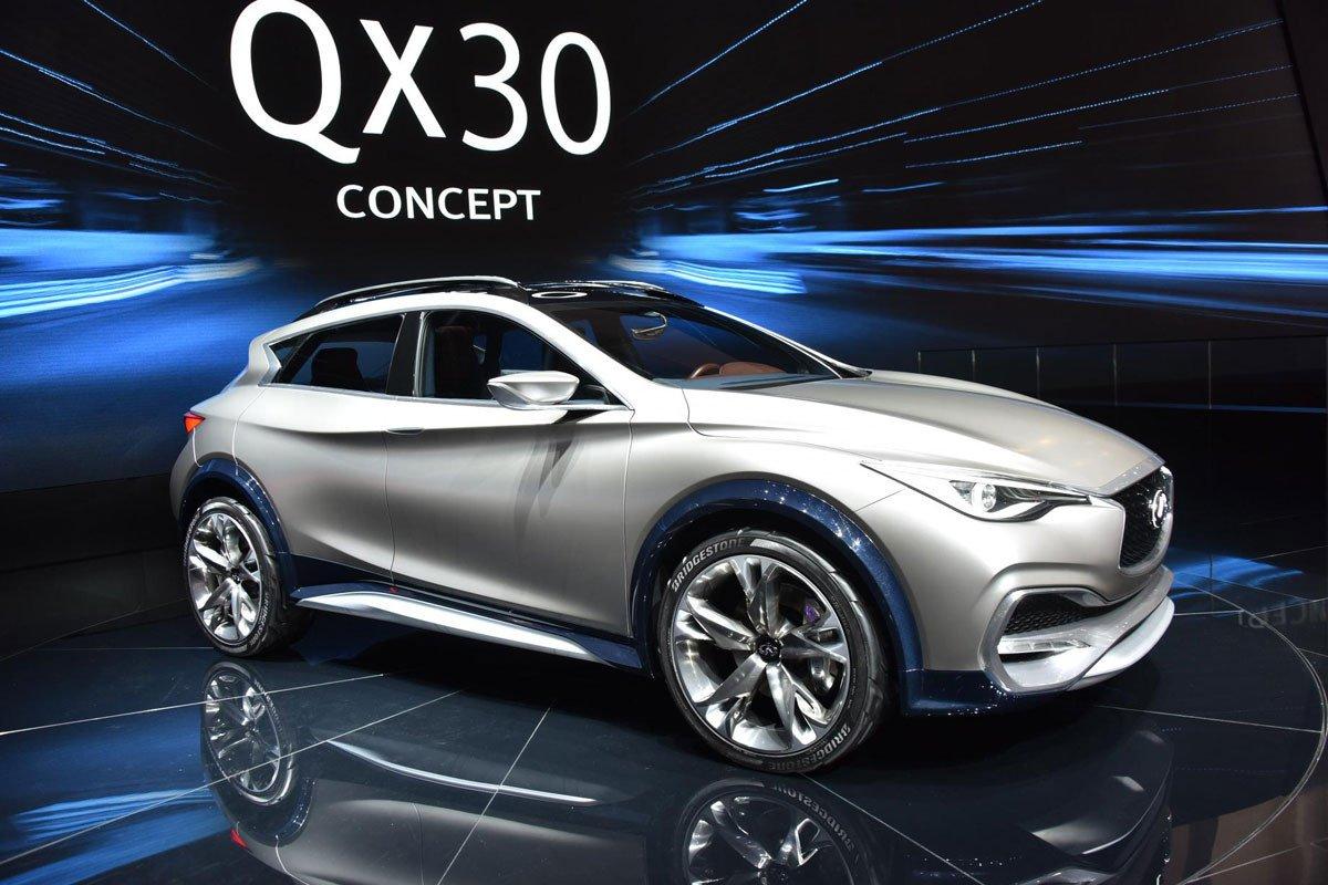 Infiniti QX30 Crossover