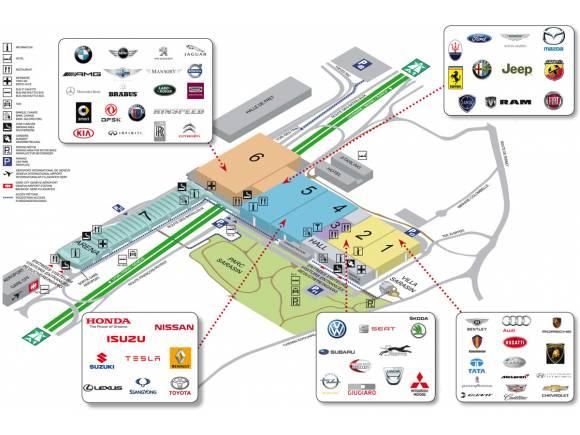 Todos los coches del Salón de Ginebra 2015