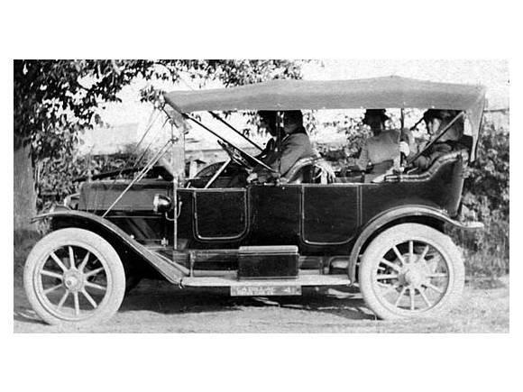 Cadillac 1912: El primer coche con encendido eléctrico