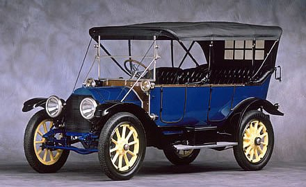 Cadillac de 1912