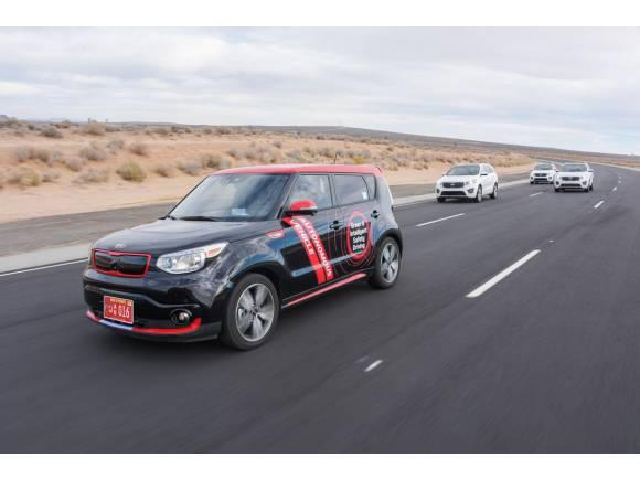 Drive Wise: así se llamarán los coches autónomos de Kia