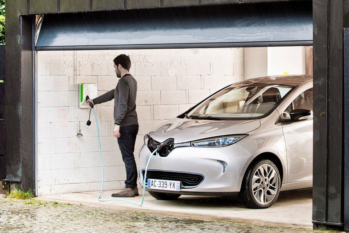 coche eléctrico segunda mano