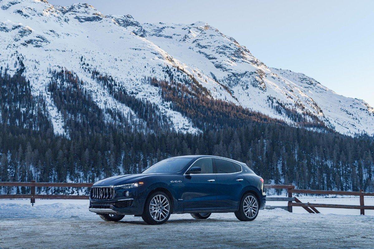 Maserati Levante Royale