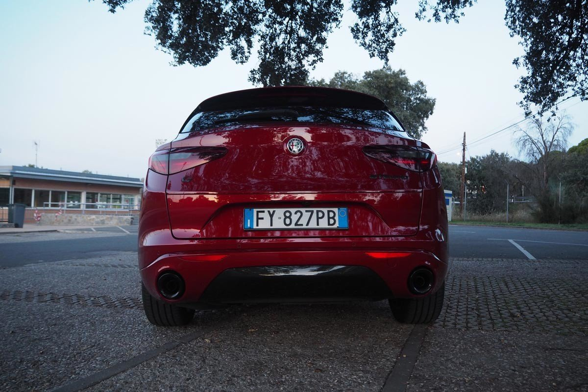 Comparativa Alfa Romeo Stelvio