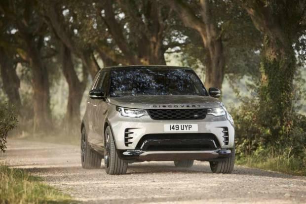 Nuevo Land Rover Discovery 2021: nuevo diseño, interior, tecnología,...