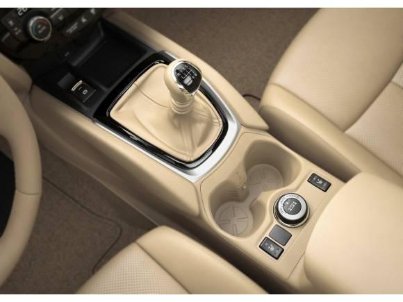 Prueba de gama: Nuevo Nissan X-Trail