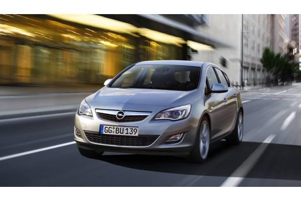 Nuevo Opel Astra, más detalles