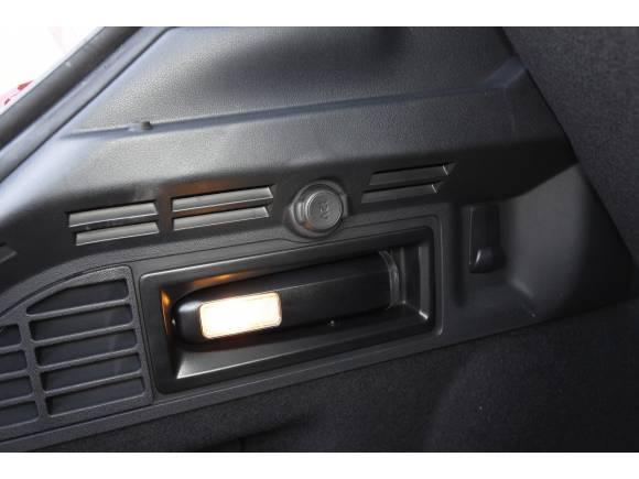 Prueba: DS 4 Crossback THP 165 CV EAT6 Sport