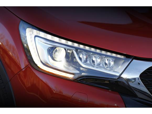 Prueba: DS 4 Crossback THP 165 CV EAT6 Sport