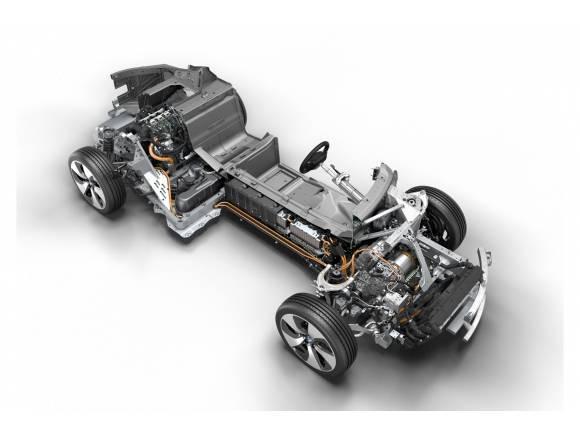 BMW i8, primeros datos oficiales del deportivo híbrido de BMW