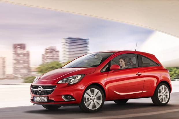 Nuevo Opel Corsa 2015, a la venta a finales de año